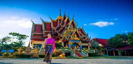 重庆到泰国曼谷、芭提雅6日游(210升级)