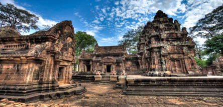 重庆到柬埔寨尊享吴哥、金边6日(全程0自费)