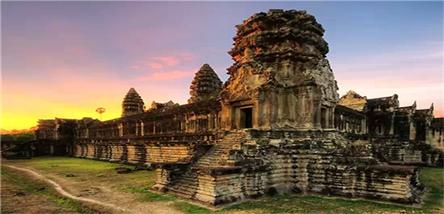 重庆到柬埔寨、吴哥一地5日游