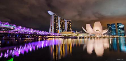 重庆到新加坡、马来西亚双飞6日游