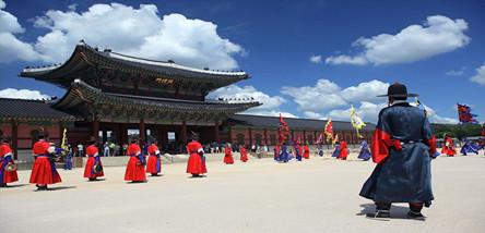 韩国到首尔半自由行五日游