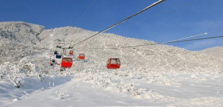 重庆到西岭雪山(滑雪)、安仁古镇汽车2日游