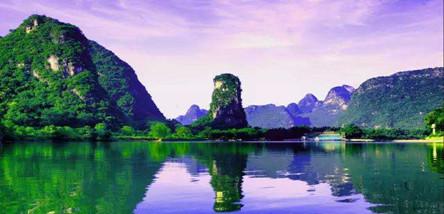 重庆到桂林漓江、阳朔、北海涠洲岛双飞6日游