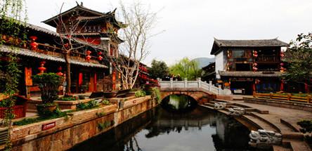 重庆到丽江、泸沽湖五日游