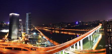 重庆南山夜景游(俯瞰重庆)