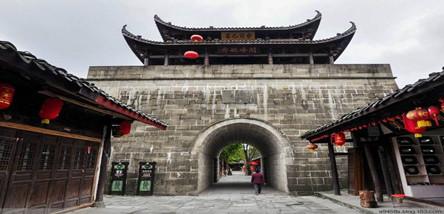 重庆到阆中古城两日旅游