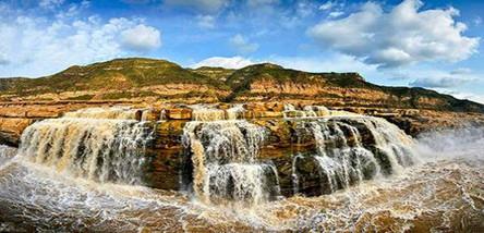 重庆到西安、兵马俑、骊山、黄帝陵、壶口瀑布