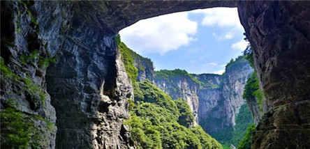 武隆仙女山、天坑龙水峡地缝二日游