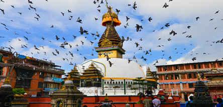 重庆到尼泊尔纯玩8日游