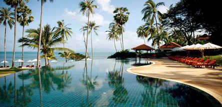 重庆到苏梅岛、新加坡七日游
