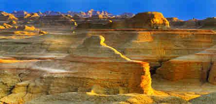 重庆到新疆五彩滩、喀纳斯、白沙湖、吐鲁番、