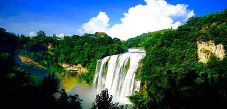 重庆到黄果树瀑布、天星桥景区、陡坡塘瀑布、