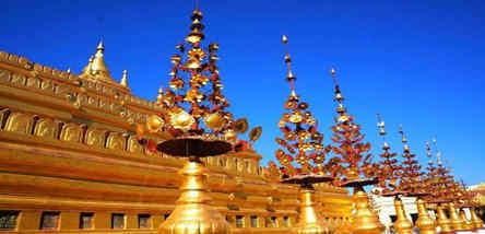 重庆到缅甸旅游:昆明、曼德勒、蒙育瓦、眉缪