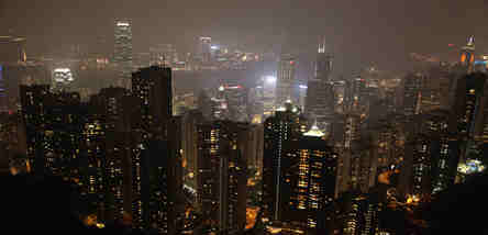 重庆到香港、澳门双飞5日游(港珠澳大桥)