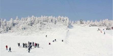 2021武隆仙女山滑雪一日游