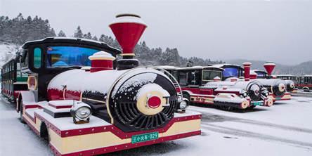 2021武隆仙女山滑雪、金三